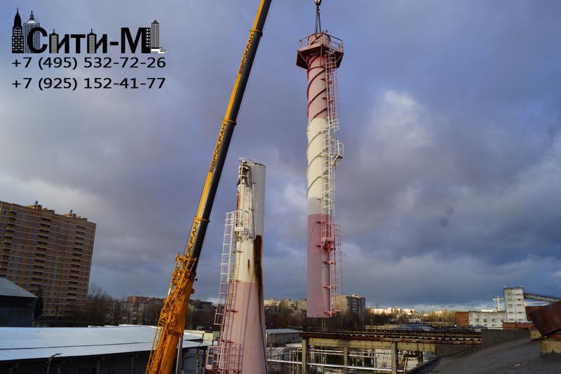 демонтаж труб по низким ценам в Москве и Подмосковье
