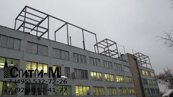 высотный демонтаж конструкций