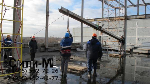услуги по демонтажу сооружений и конструкций в Москве