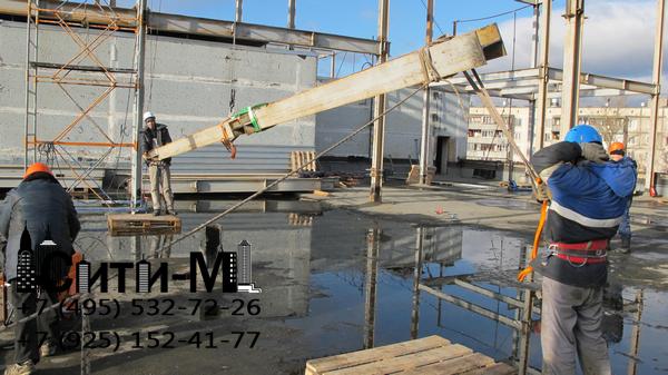 высотный демонтаж конструкций по низким ценам