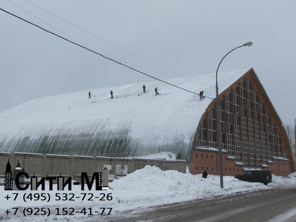 компании по уборке снега