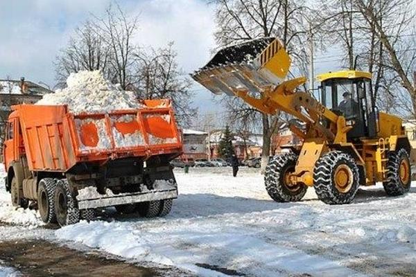 организации по уборке снега