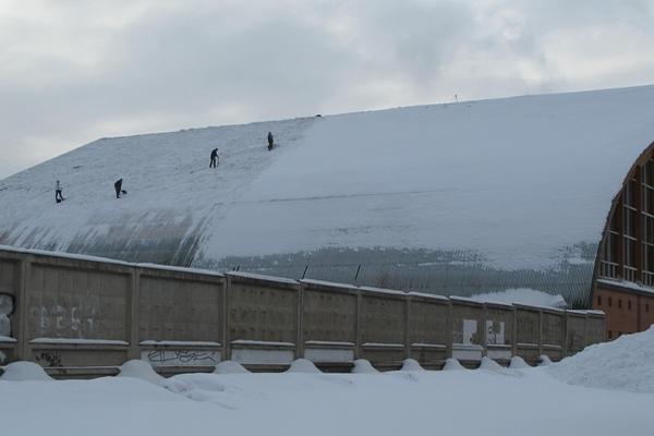 уборка наледи и снега