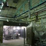 уборка цеха на заводе