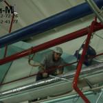 мойка цеха на заводе Велхим