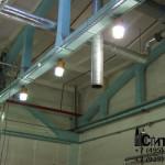 обеспыливание производственных помещений на заводе Велхим