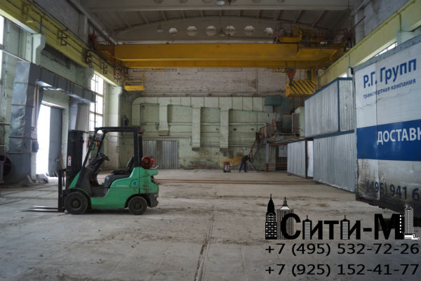 уборка пола в промышленных помещениях